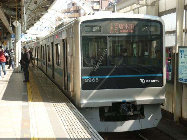 2015-02-27 小田急3665F 区間準急唐木田行き