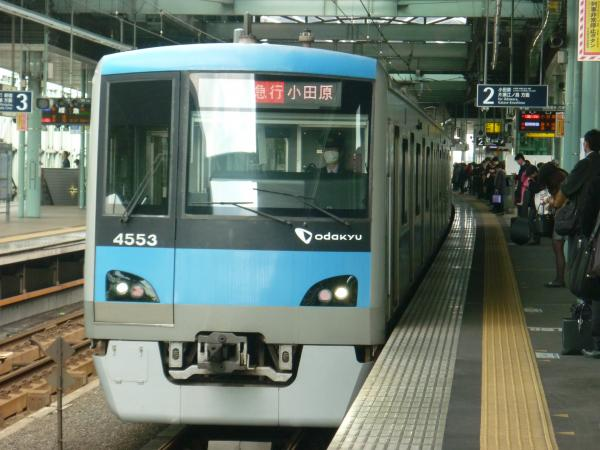 2015-02-27 小田急4053F 急行小田原行き