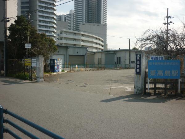 2015-02-27 東高島駅