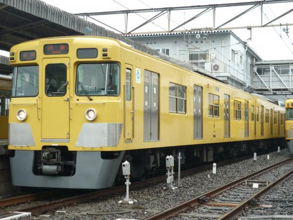 2015-03-01 西武2003F 各停田無行き 5125レ