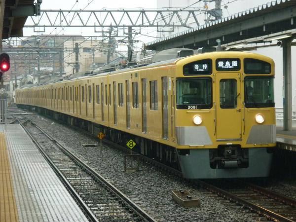2015-03-01 西武2091F 各停豊島園行き 5471レ