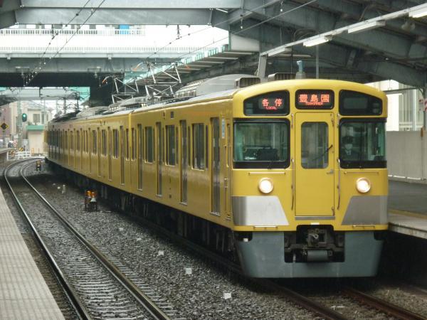 2015-03-01 西武2097F 各停豊島園行き 5459レ