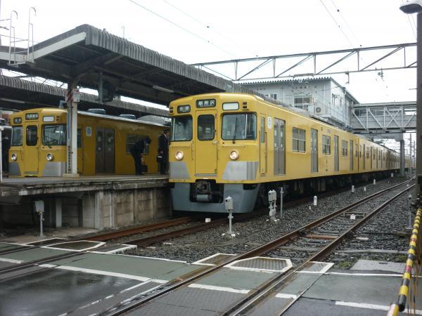 2015-03-01 西武2403F+2011F 2407F+2013F