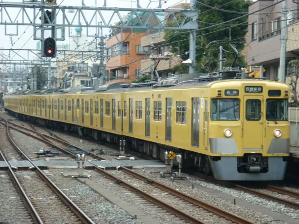 2015-03-01 西武2403F+2011F 各停西武新宿行き1 5120レ