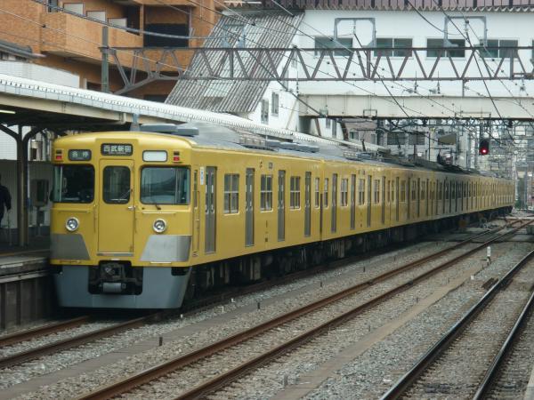 2015-03-01 西武2403F+2011F 各停西武新宿行き2 5120レ