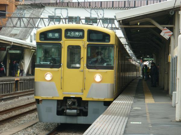 2015-03-01 西武2517F+2545F 各停上石神井行き1 5001レ