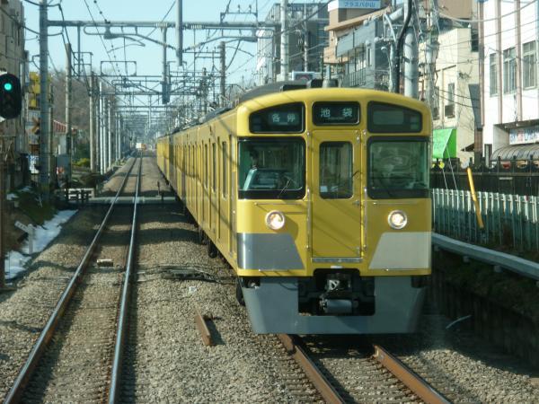 2014-02-22 西武2063F 各停池袋行き