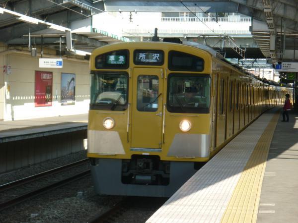 2014-02-22 西武2083F 準急所沢行き