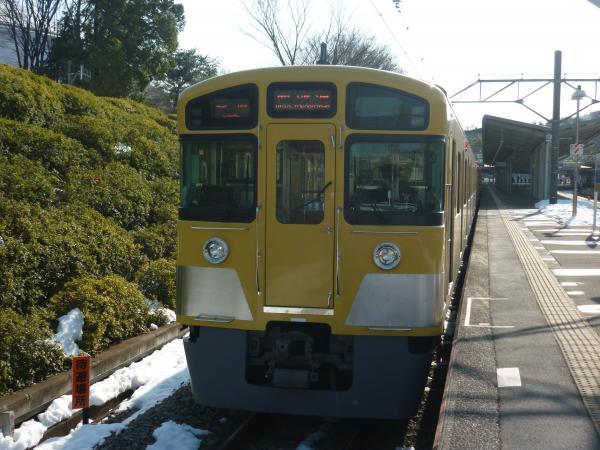 2014-02-22 西武2087F 各停西所沢行き