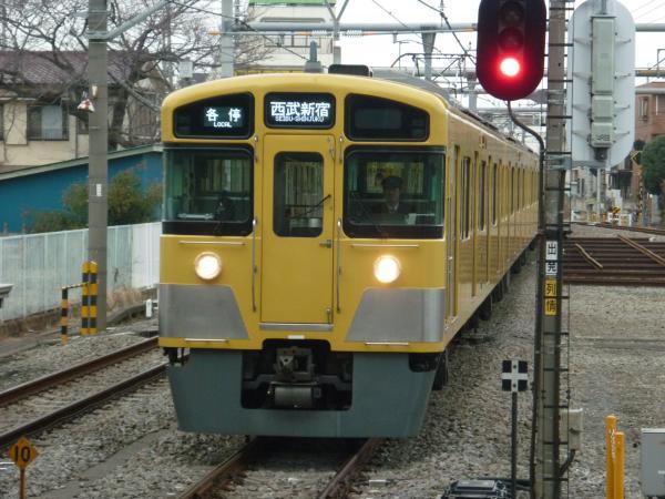 2014-02-28 西武2065F 各停西武新宿行き1