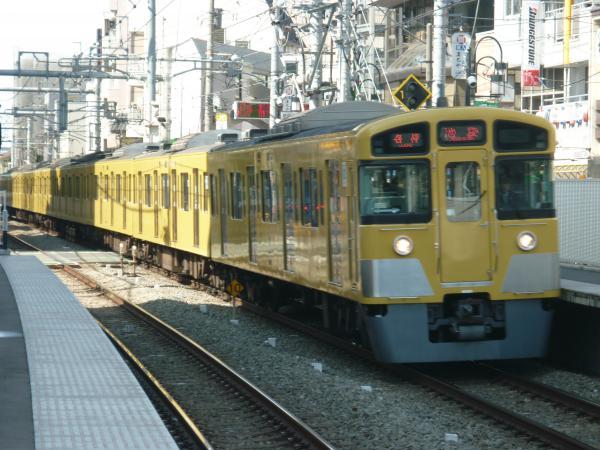 2014-02-28 西武2073F 各停池袋行き1