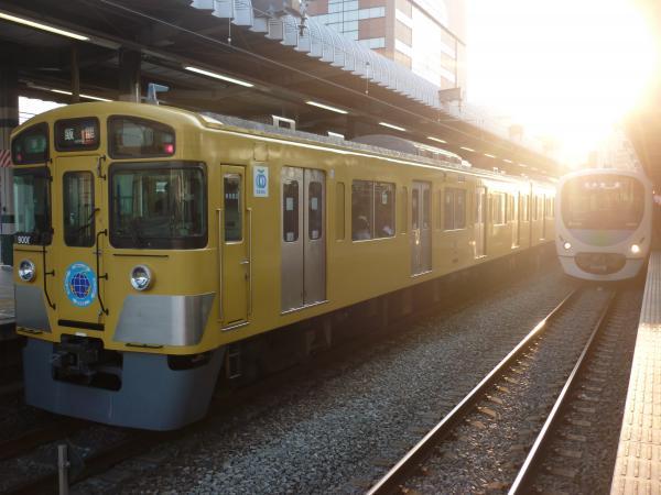 2014-03-09 西武9108F 38107F