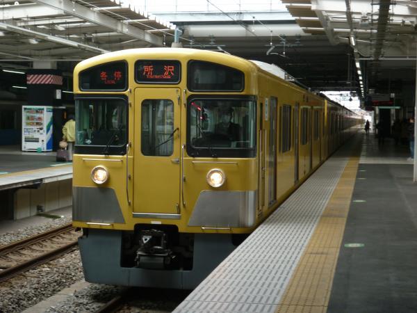 2015-03-21 西武2097F 各停所沢行き5 5303レ
