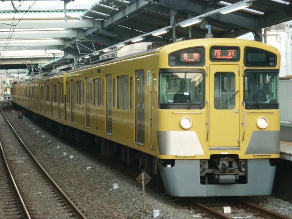 2015-03-21 西武2097F 各停所沢行き7 5313レ