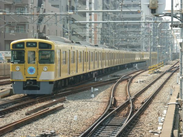 2015-03-22 西武9101F 準急飯能行き2 4129レ