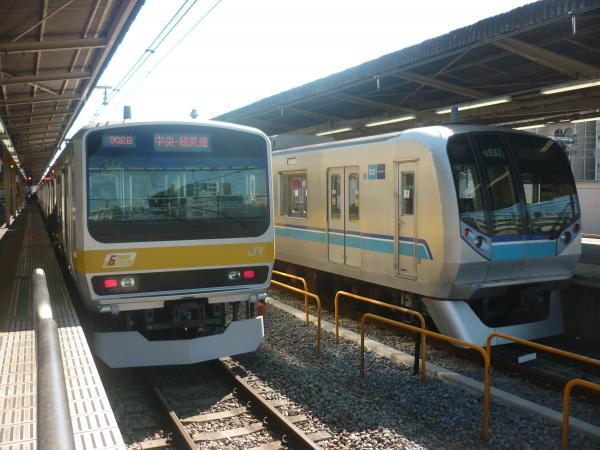 2015-03-25 総武線E231系ミツB41編成 千葉行き2