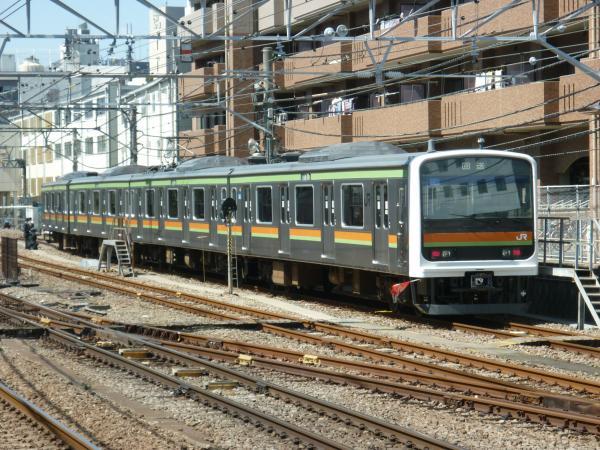 2015-03-25 八高線209系ハエ63編成