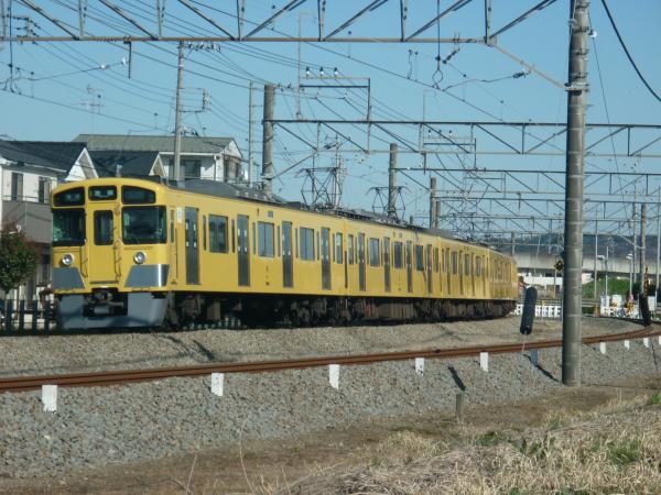 2015-03-27 西武2063F 各停池袋行き 5112レ