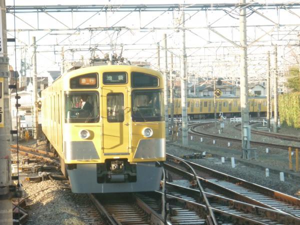 2015-03-27 西武2463F+2079F 急行池袋行き2 2164レ