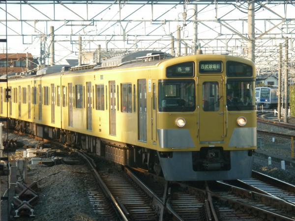 2015-03-27 西武2539F+2513F 各停西武球場前行き 8602レ
