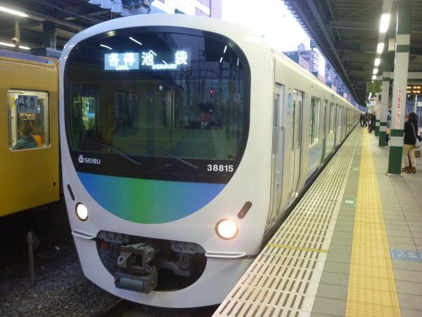 2015-03-27 西武38115F 各停池袋行き 5510レ