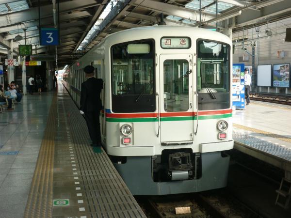 2015-03-30 西武4017F 回送