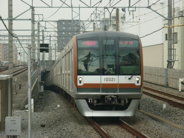 2015-04-01 メトロ10121F 快速急行小手指行き 1861レ