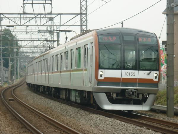 2015-04-01 メトロ10135F 各停新木場行き 6524レ