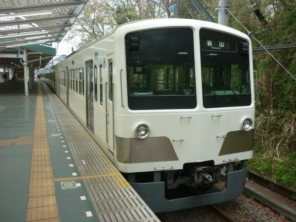 2015-04-01 西武261F 萩山行き 6508レ