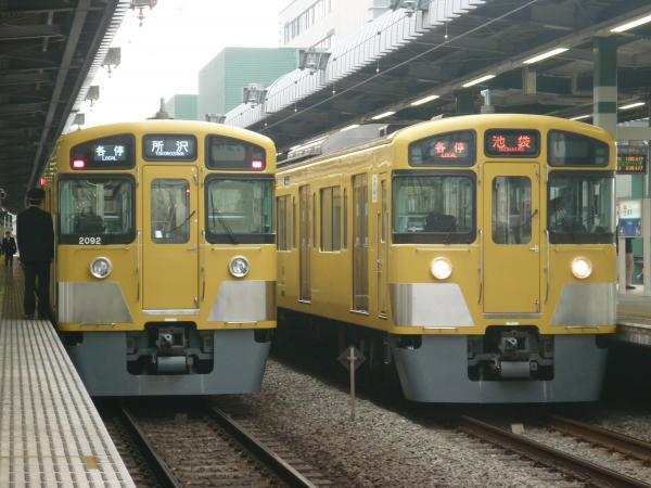 2015-04-01 西武2091F 2097F