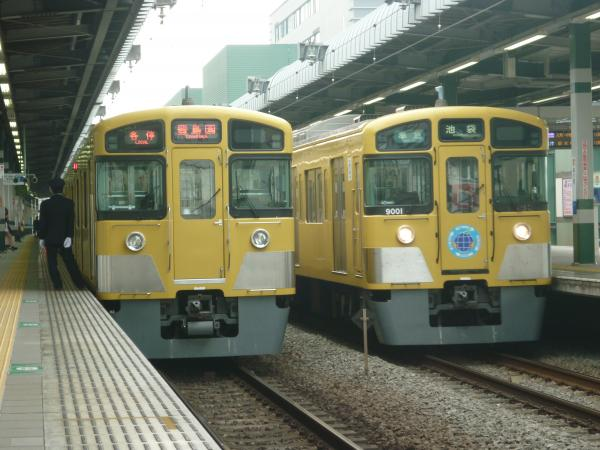 2015-04-01 西武2097F 9101F