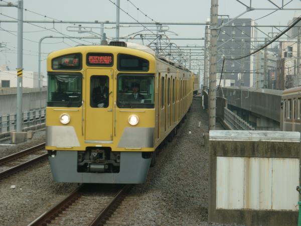 2015-04-01 西武2097F 各停西武球場前行き 5363レ