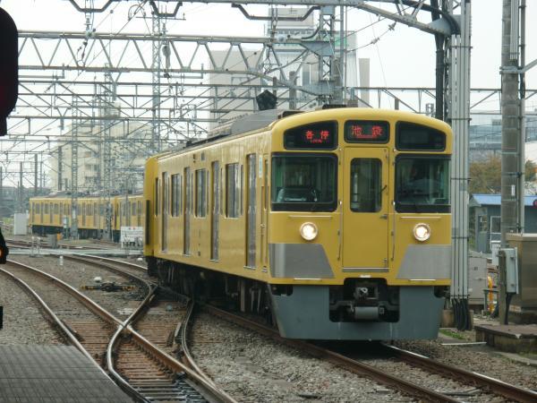 2015-04-01 西武2097F 各停池袋行き 5306レ