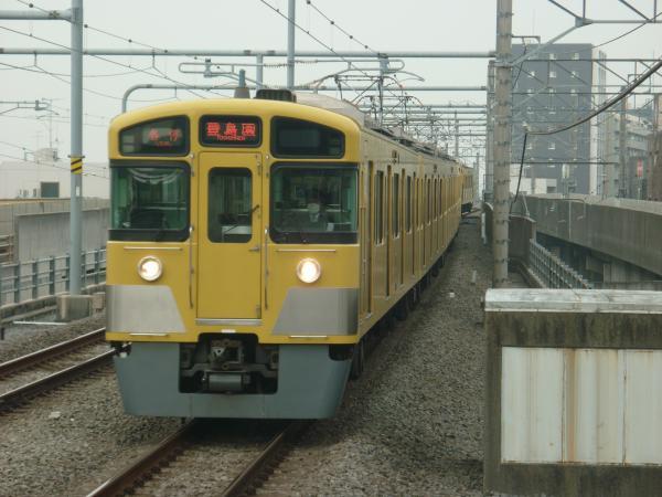 2015-04-01 西武2097F 各停豊島園行き 5487レ
