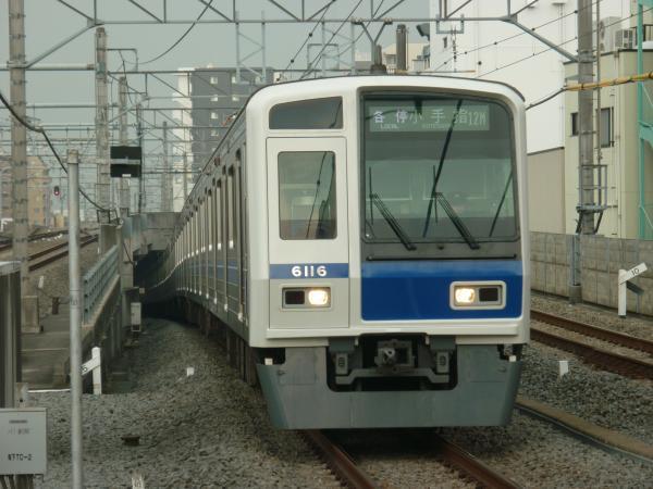 2015-04-01 西武6116F 各停小手指行き 6535レ