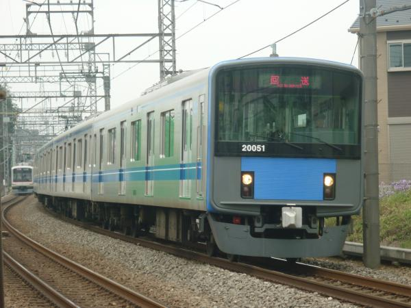 2015-04-01 西武20151F 回送