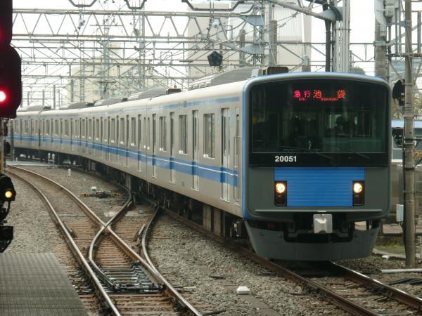 2015-04-01 西武20151F 急行池袋行き 2136レ