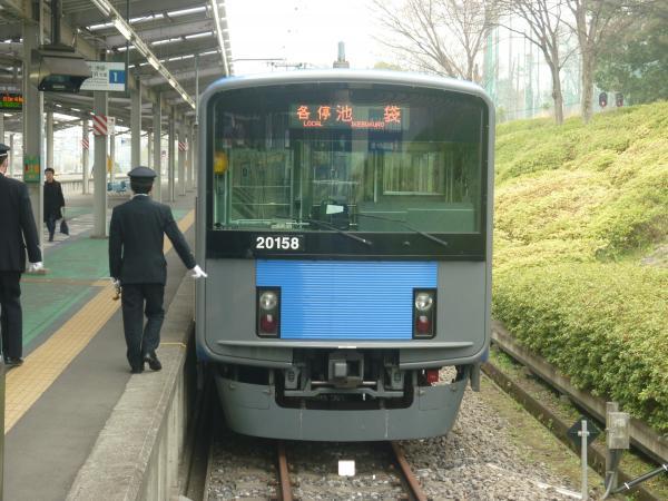 2015-04-01 西武20158F 各停池袋行き 5356レ