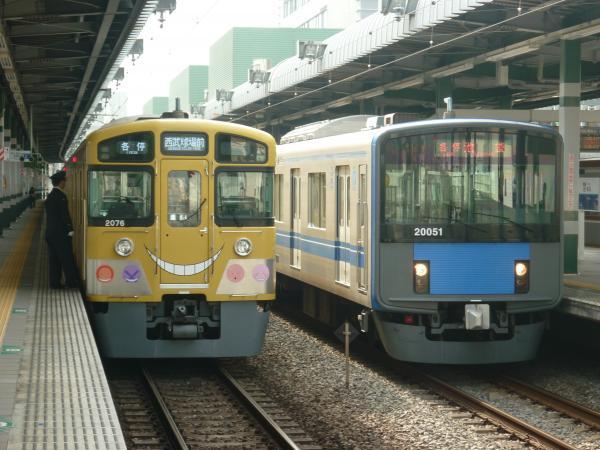 2015-04-06 西武2075F 20151F