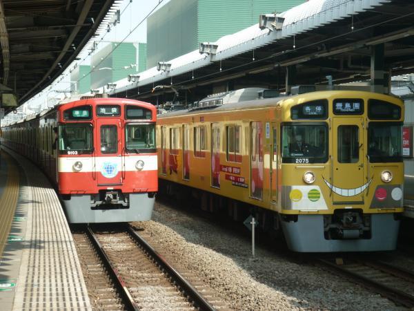 2015-04-06 西武2075F 9103F
