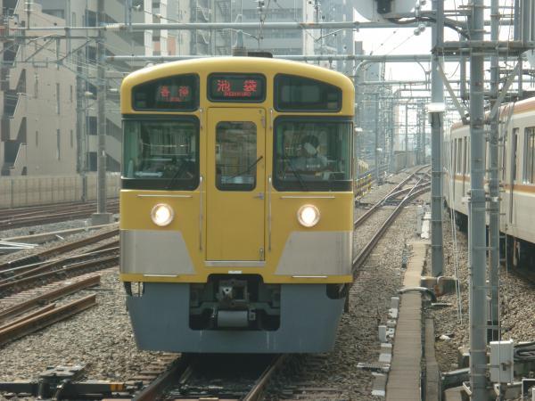 2015-04-06 西武2097F 各停池袋行き 5474レ