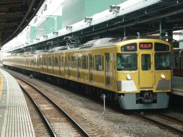 2015-04-06 西武2097F 各停豊島園行き 5473レ
