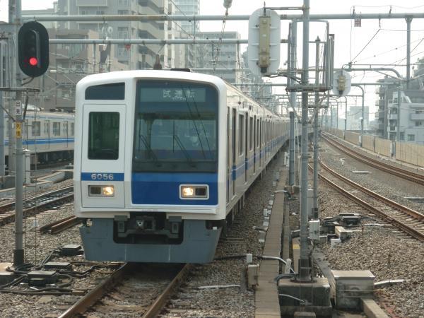 2015-04-06 西武6156F 試運転1