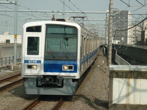 2015-04-06 西武6156F 試運転2