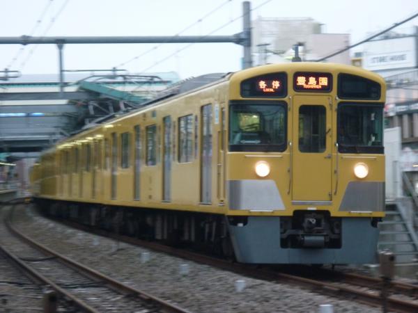 2015-03-29 西武2097F 各停豊島園行き