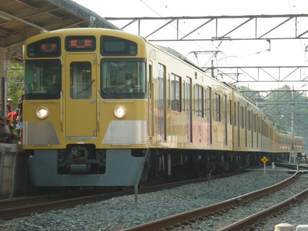 2015-04-25 西武2097F 各停飯能行き 5044レ