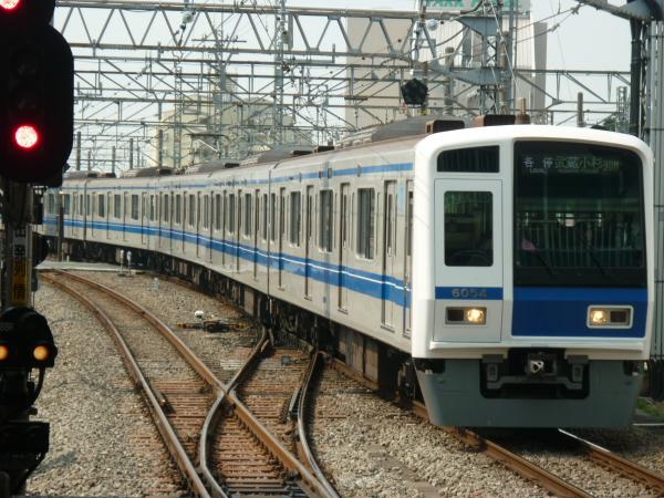 2015-04-25 西武6154F 各停武蔵小杉行き 6808レ
