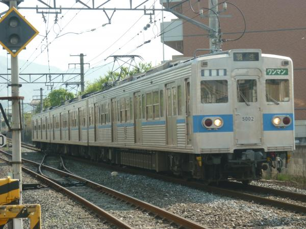 2015-04-25 秩父鉄道5002F 羽生行き