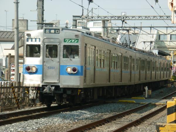 2015-04-25 秩父鉄道5003F 三峰口行き