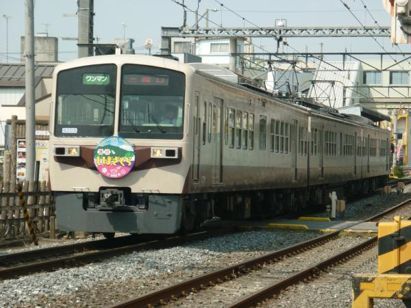 2015-04-25 秩父鉄道6003F 急行三峰口行き
